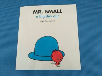 English4families - English books - Mr. Men
